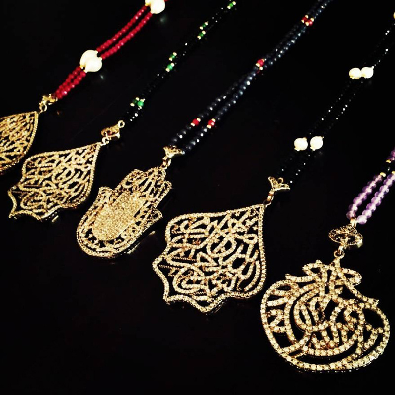 Islamic Art Expo Jewel Thief Jewelry Designer